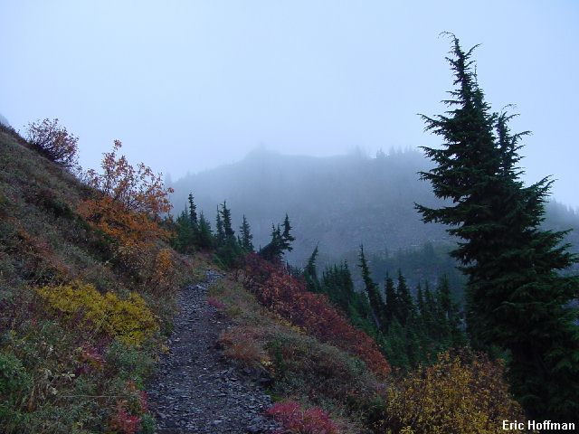 The Tatoosh Traverse Part II